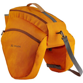 VAUDE eSilkroad Plus Alforja, orange madder